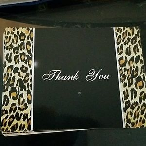 Accessories - 30 Thank You Cards
